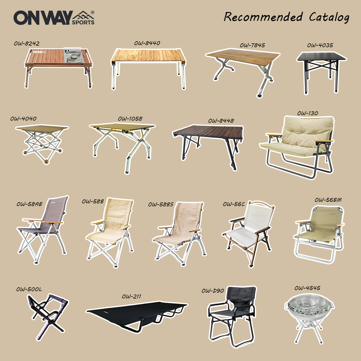 onwaysports new products