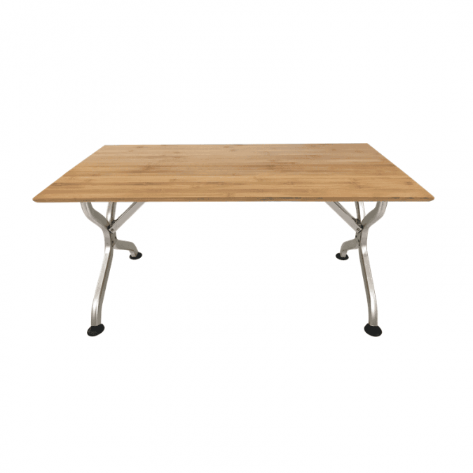 OW-7845 Portable Foldable Retro Classical Table Outdoor Picnic