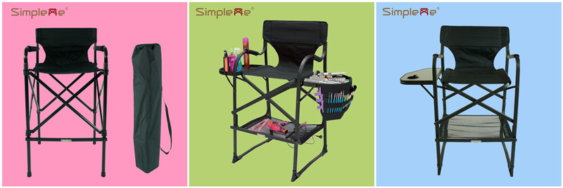 Three Types Professional makeup artist chair by OnwaySports